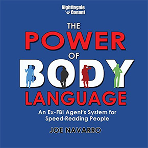 audible audio books power body language