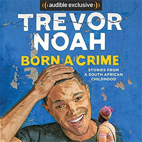 audible audio books born crime