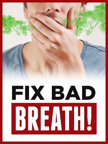 fix bad breath