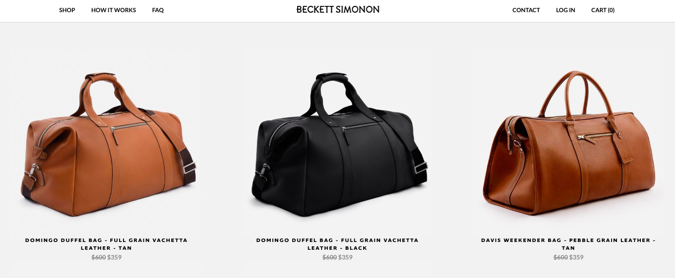 2c83876ef9 Bags and Luggage Recommendations – Real Men Real Style