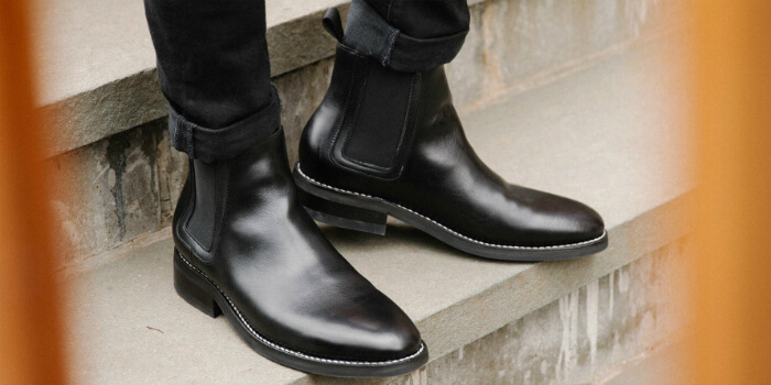 The Men S Boot Effect Why Boots Make Men More Attractive Rmrs