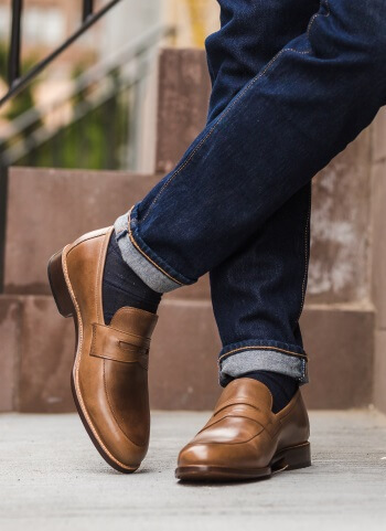 brown-loafers