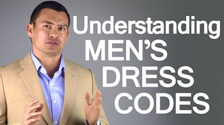 A Guide To Social Dress Codes For Men Black Tie Business Casual Code