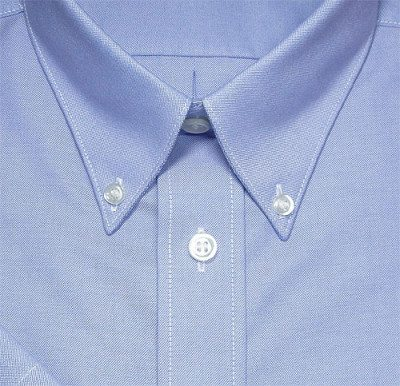 bf8c87accc02 Men's Button Down Vs Point Collar | Man's Guide To Shirt Collars