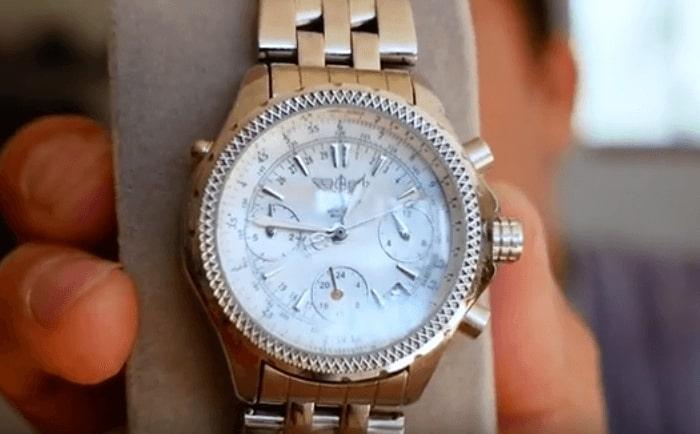 fake breitling watch