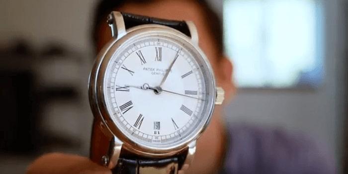 fake patek philippe watch