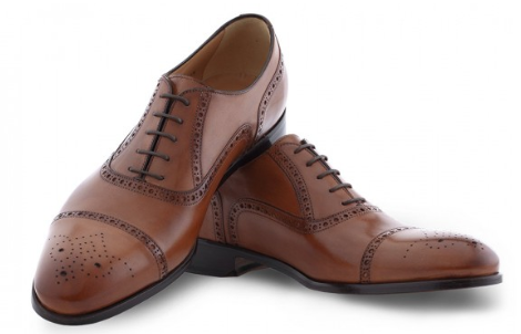 224c765c56b1bf How To Style Semi-Brogue Oxfords - Perfect Business Casual Dress Shoe