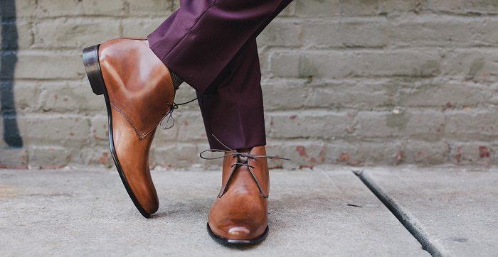 comment attacher une chaussure