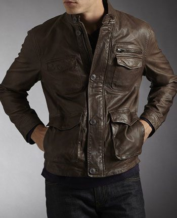 Why leather jacket