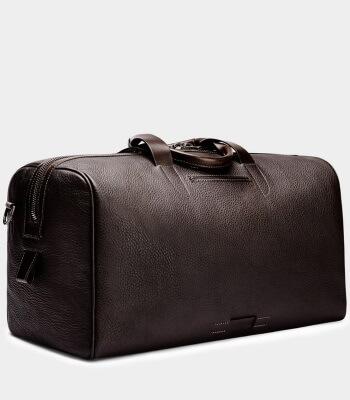 leather weekend bag carl friedrik