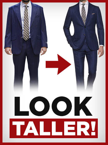 How To Look Taller 10 Clothing Mistakes That Make You Appear Short