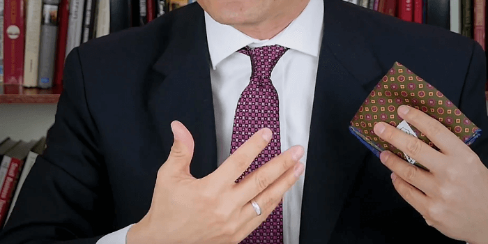 Match Tie and Pocket Square