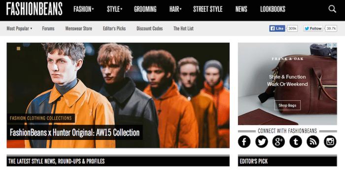0a81209f Top Ten Men's Style Blogs | 2019 Edition | Best Male Fashion ...