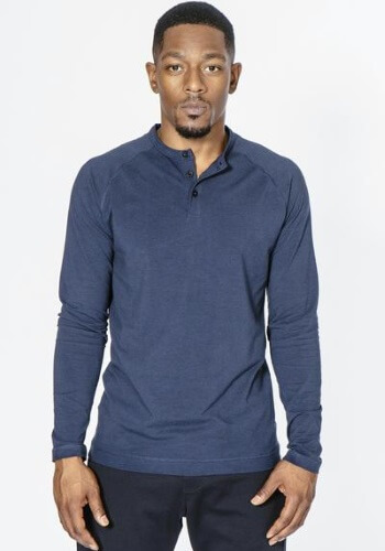 0d6ae1d4 Henley vs Polo Shirts for Men - Ultimate Man's Shirt Comparison