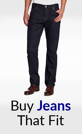 08ba47f7 Buy Jeans That Fit | Understand Denim Cut & Style