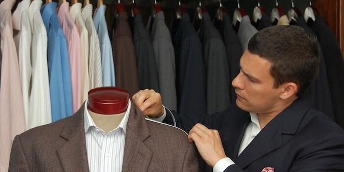 antonio measuring suit