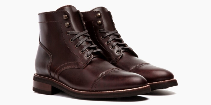 Click here to grab these men s Derby lace-up boots from Thursday Boots. 88b800520916