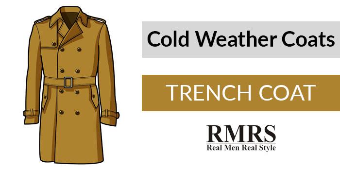 7 Winter Jackets Men Must Have Cold Weather Essentials