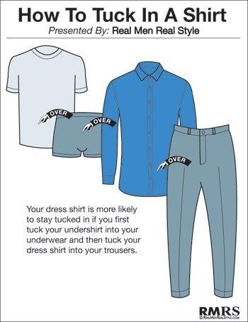 tuck in tshirt