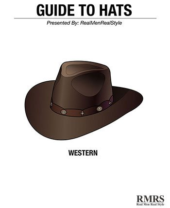 984c2d530163c Western hat also called the cowboy hat. One of the most iconic hats out  there but the idea is we have a double crown and we have a much larger