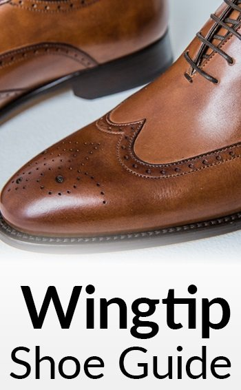 d3123dcf3f125 A Man s Guide to Wingtip Dress Shoes